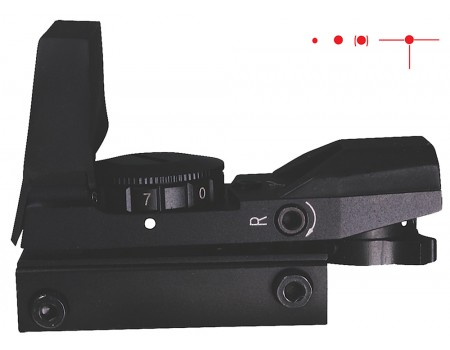 ADCO SOLO Red Dot Scopes