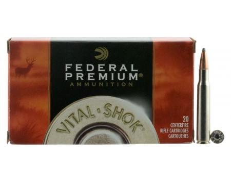 Federal Premium P3006AD Rifle Rounds