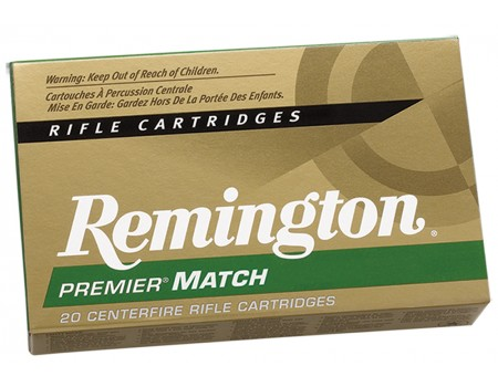Remington Ammunition RM223R1 Rifle Rounds