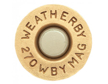 Weatherby BRASS270 Reloading Components