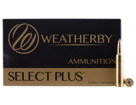 Weatherby H340225SP Rifle Rounds
