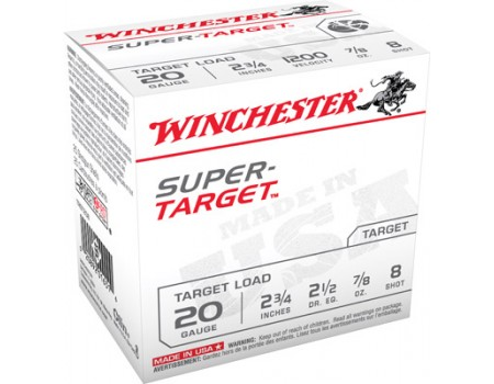 Winchester TRGT208 Shotshell Lead