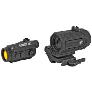 American Defense RDT1CO3X Red Dot Scopes