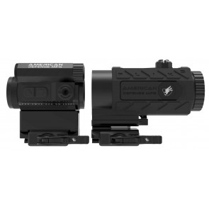 American Defense RDT1CO5X Red Dot Scopes