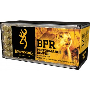 Browning Ammunition B195117050 Rimfire Rounds