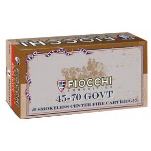 Fiocchi 4570A Rifle Rounds