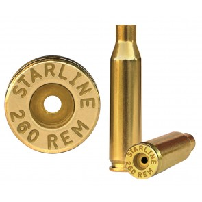 Starline Brass Star260RemEU Reloading Components